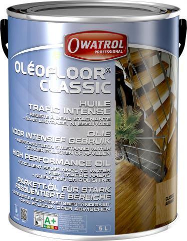 OLEOFLOOR Classic Huile parquet