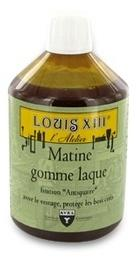 Matine Gomme Laque LOUIS XIII