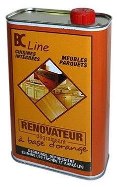 ABC rénovateur à l orange