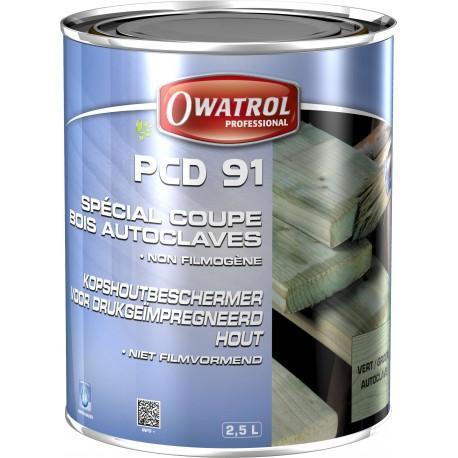 PCD 91 Vert autoclave - 2