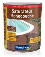 Saturateur monocouche- chêne