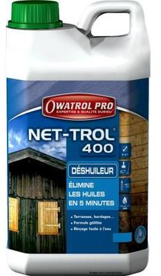 Net-Trol 400 (Aquanett) déshuileur