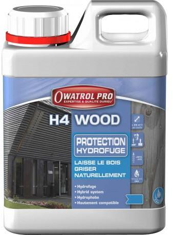 H4 WOOD - Protection bois