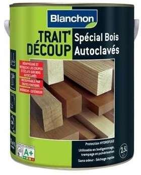Trait Découp - Brun - Bidon