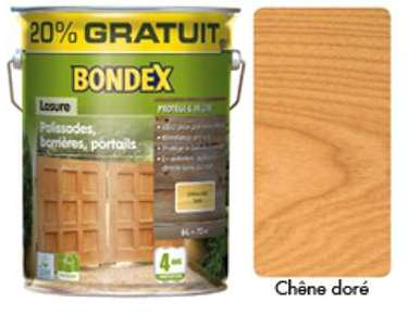 Lasure BONDEX Ultra Classique