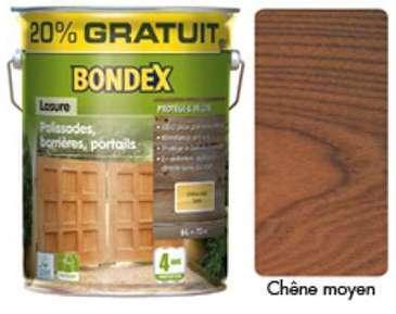 Lasure BONDEX 5 Ans Ultra