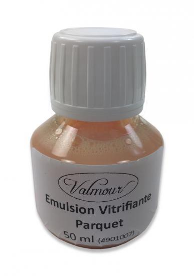 Echantillon Emulsion Vitrifiante