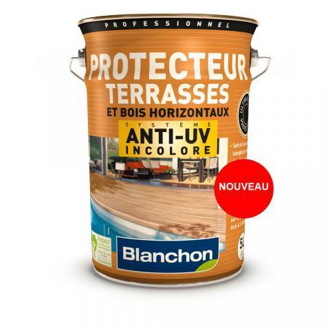 Protecteur Terrasse anti-UV