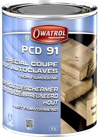 PCD 91 Marron autoclave -