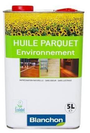 Huile Parquet Environnement