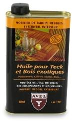 Huile Pour Teck AVEL