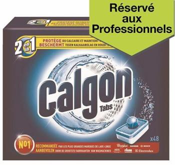Anticalcaire lave-linge Calgon