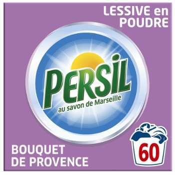 Lessive bouquet de Provence
