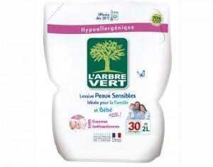 L ARBRE VERT Lessive Liquide