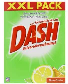 Dash Lessive en poudre au