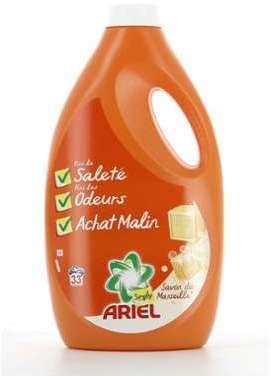 Ariel Simply Lessive Liquide