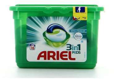 Ariel Lessive 3en1 Pods 16