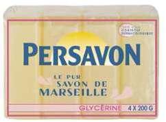 Savon de Marseille à la glycérine