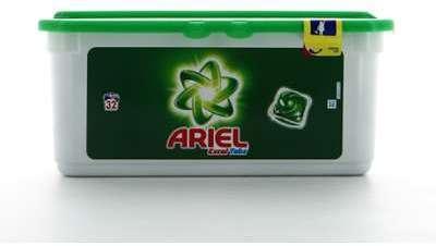Ariel Lessive Excel Tabs 32