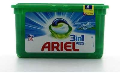 Ariel Pods 38 Doses 3En1 Alpine