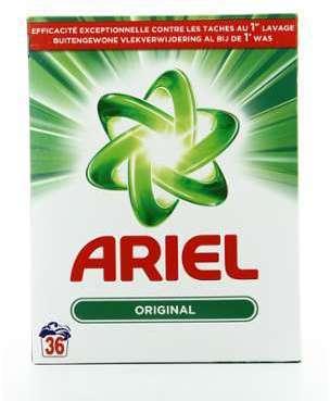 Ariel Lessive Poudre 36 Doses