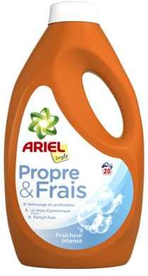 Lessive Propre Frais Ariel