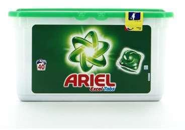 Ariel Lessive Excel Tabs 40