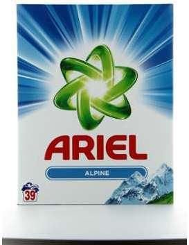 Ariel Lessive Poudre 39 Doses