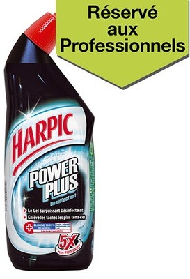 Gel WC Harpic gel Power Plus