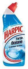 Détartrant WC Harpic Gel fraîcheur