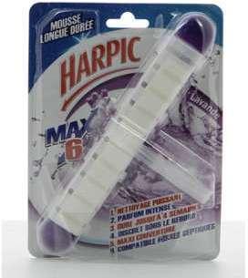 Harpic Bloc Wc Max 6 Parfum