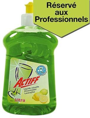 Liquide vaisselle main parfum