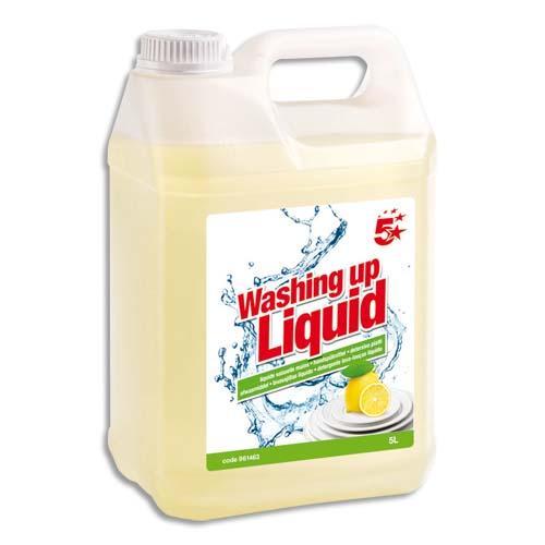 Liquide vaisselle parfum citronné