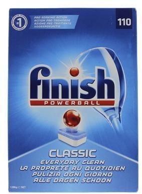 FINISH POWER BALL X110 CLASSIC