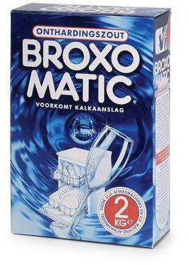 Sel régénérant Broxomatic