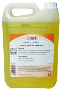 Liquide vaisselle Senet citron