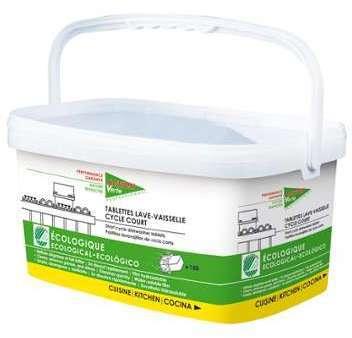 Tablettes lave-vaiselle écologiques