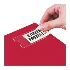 Porte-étiquettes adhésif 46