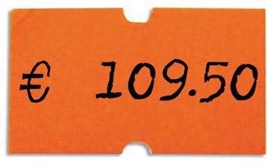 Rouleau de 1000 étiquettes