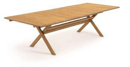 la redoute table de jardin pliante