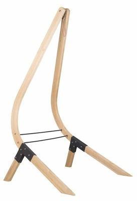 Support en bois pour chaise-hamac