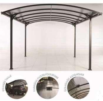 Carport acier et aluminium