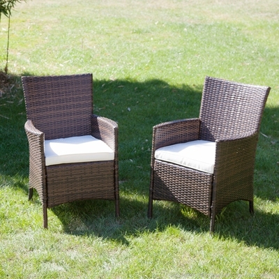 Greenpath salon de jardin enfant 2 places en acacia 1 - Salon de jardin tresse couleur chocolat ...