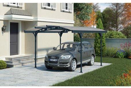 Carport en Aluminium HISPANO