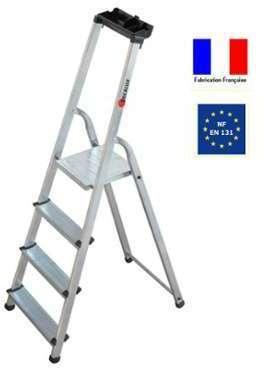 Escalux - Escabeau Aluminium