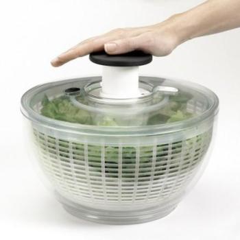 Essoreuse à salade oxo transparente