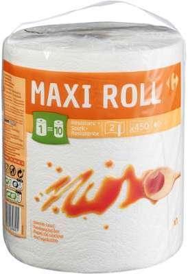 Essuie-tout Maxi Roll Carrefour