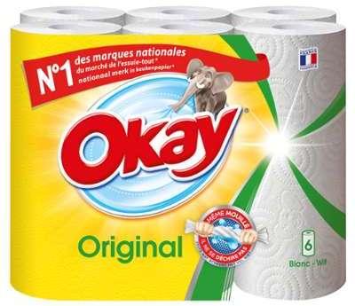 Essuie-tout Original Okay