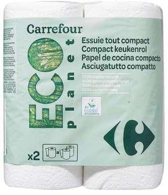 Essuie-tout compact Carrefour