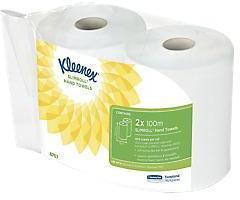 Essuie-mains Kleenex Slimroll